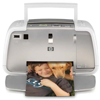 HP PhotoSmart A436 printer