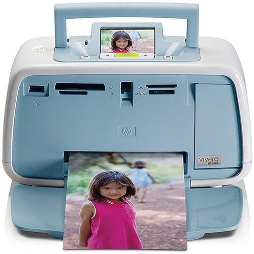 HP PhotoSmart A522 printer