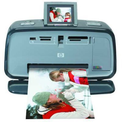 HP PhotoSmart A618 printer