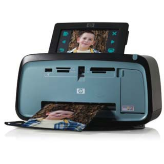 HP PhotoSmart A628 printer