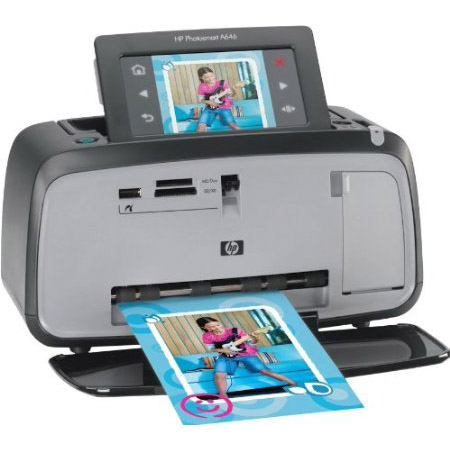 HP PhotoSmart A646 printer
