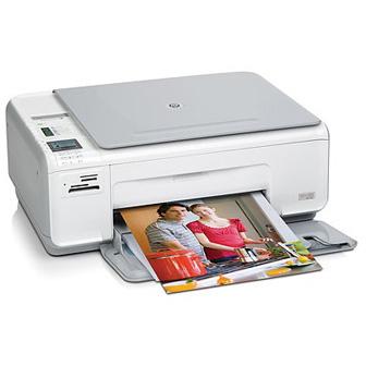 HP PhotoSmart C4384 printer