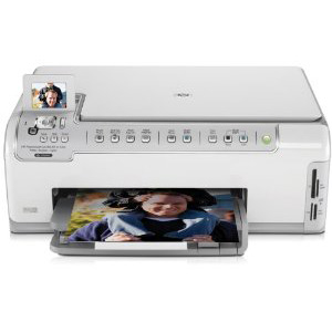 HP PhotoSmart C6283 printer