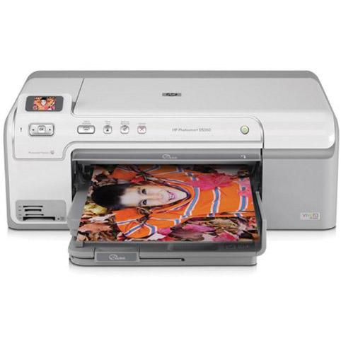 HP PhotoSmart D5363 printer