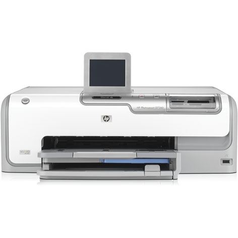 HP PhotoSmart D7268 printer