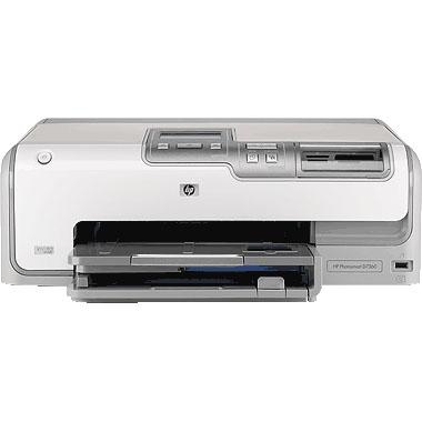 HP PhotoSmart D7345 printer