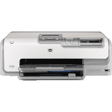 HP PhotoSmart D7355 printer