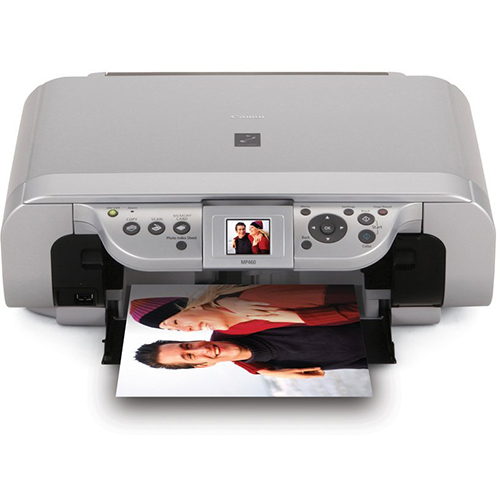 Canon PIXMA MP460 printer