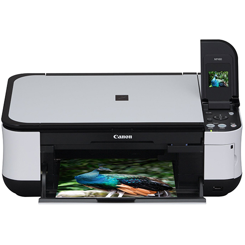 Canon PIXMA MP480 printer
