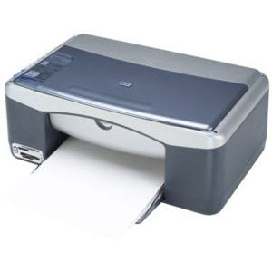 HP PSC-1350xi printer
