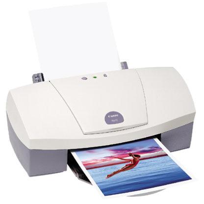 Canon S600 printer