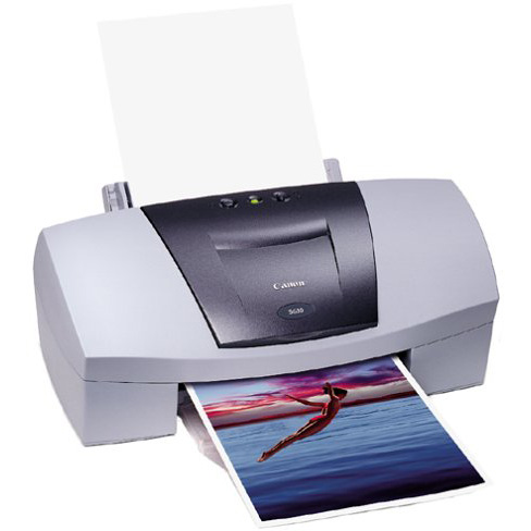 Canon S630 printer