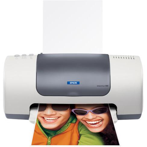 Epson Stylus C60 printer