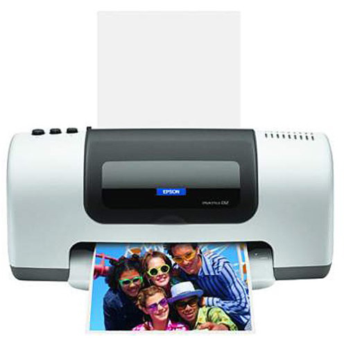 Epson Stylus C62ux printer