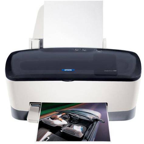 Epson Stylus C80 printer