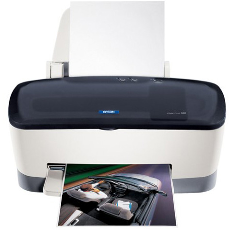 Epson Stylus C80wn printer