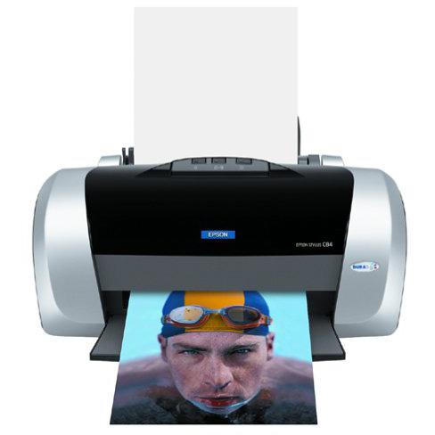 Epson Stylus C84wn printer