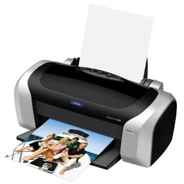 Epson Stylus C86 printer