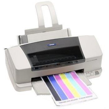 Epson Stylus Color 880i printer