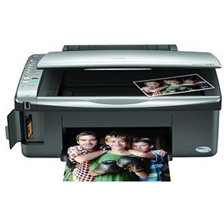 Epson Stylus CX4800 printer