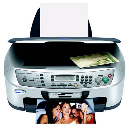 Epson Stylus CX6400 printer