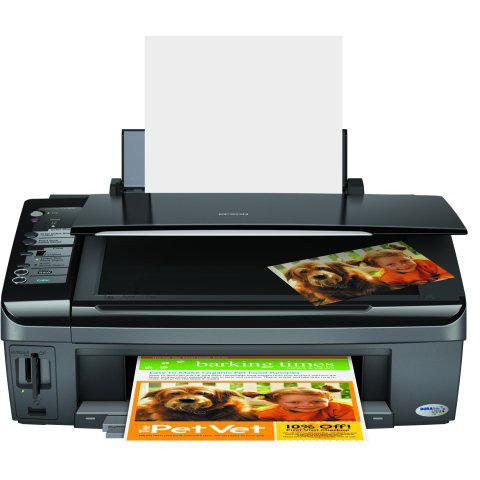 Epson Stylus CX7400 printer