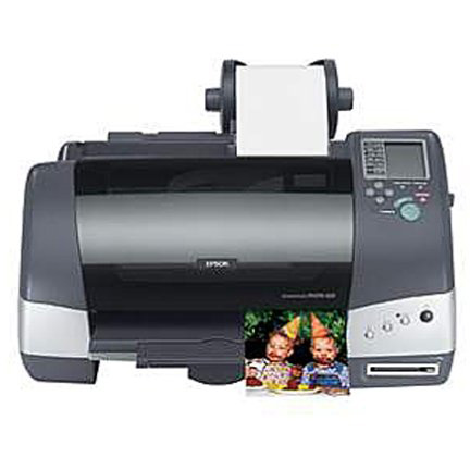 Epson Stylus Photo 825 printer