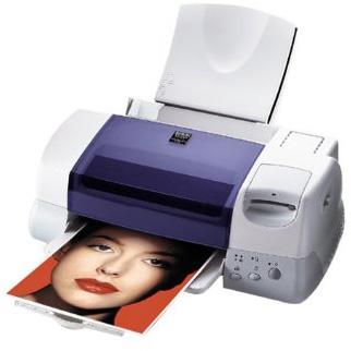 Epson Stylus Photo 875 DC printer