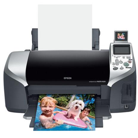 Epson Stylus Photo R320 printer