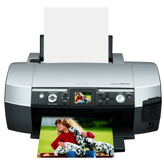 Epson Stylus Photo R340 printer