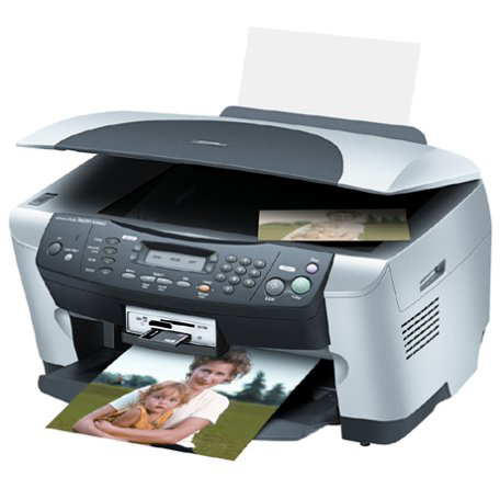 Epson Stylus Photo RX500 printer