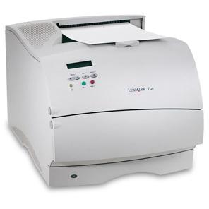 Lexmark T520 printer