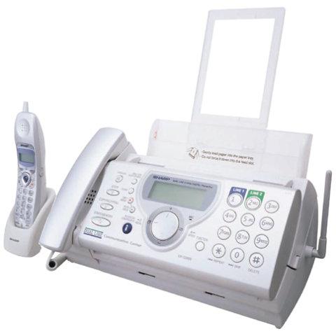 Sharp UX-CD600 printer