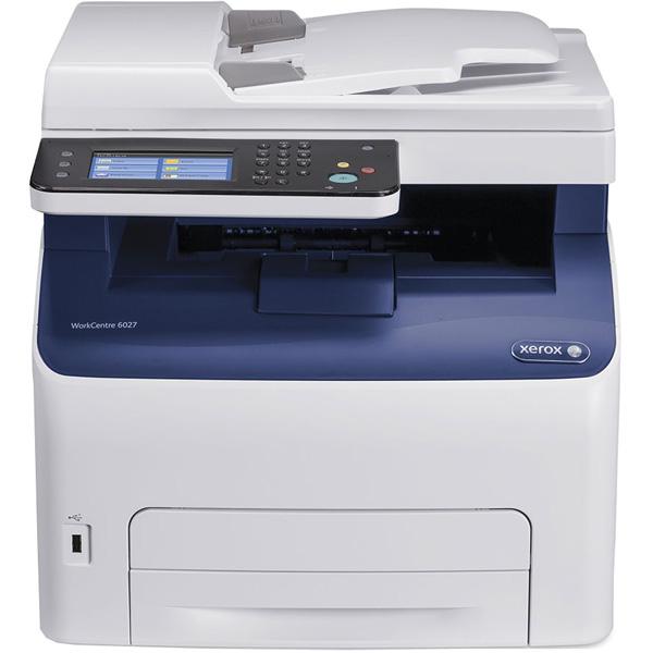 Xerox WorkCentre-6027 printer