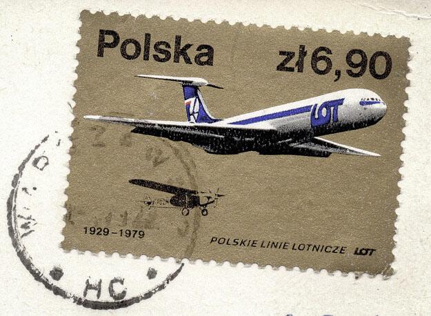 polish stamp