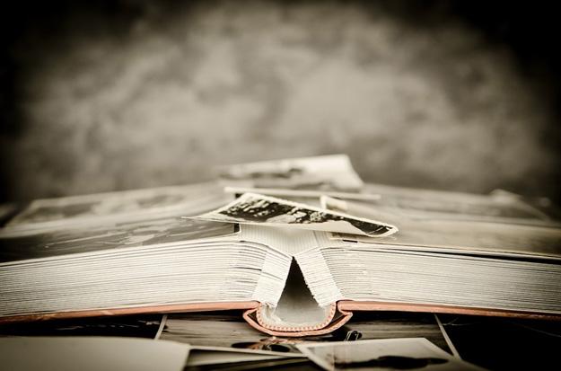 scrap book