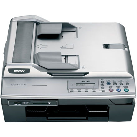 BROTHER DCP 120C PRINTER