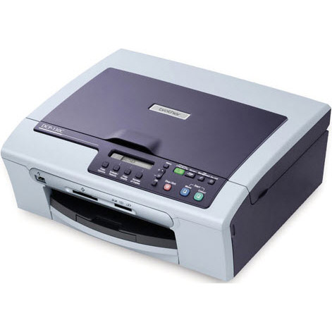 BROTHER DCP 130C PRINTER