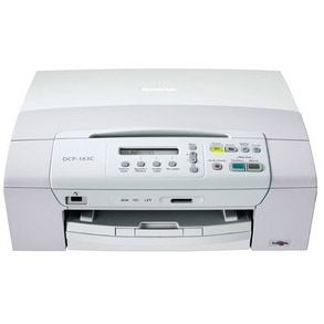BROTHER DCP 163C PRINTER