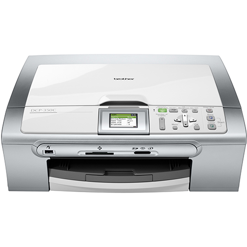 BROTHER DCP 350C PRINTER