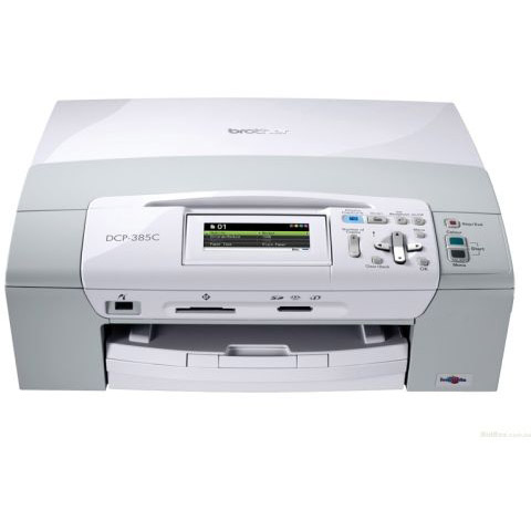 BROTHER DCP 385CW PRINTER