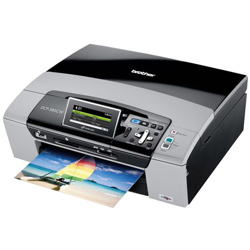 BROTHER DCP 585CW PRINTER