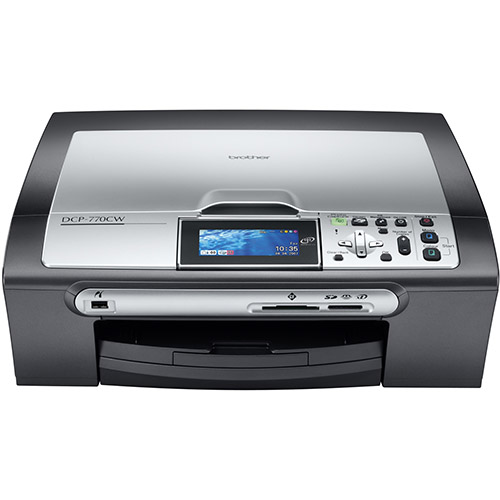 BROTHER DCP 770CW PRINTER