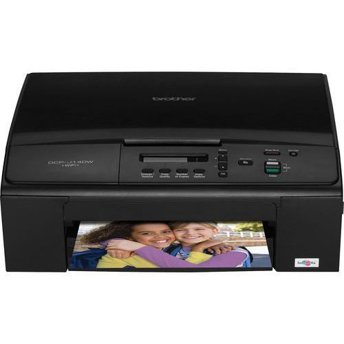 BROTHER DCP J140W PRINTER