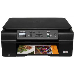 BROTHER DCP J152W PRINTER