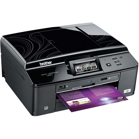 BROTHER DCP J925DW PRINTER