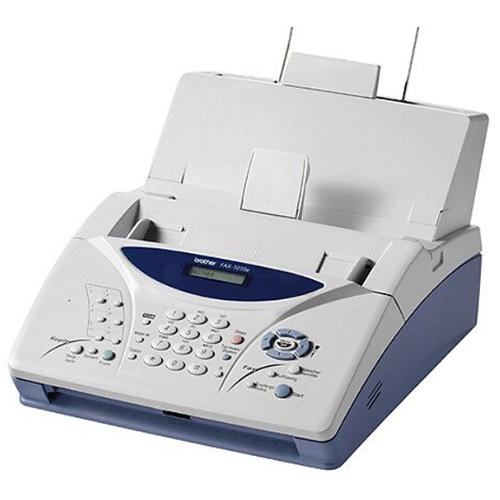 BROTHER FAX 1010PLUS PRINTER
