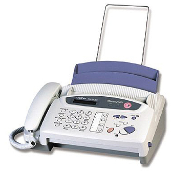 BROTHER FAX 580MC PRINTER