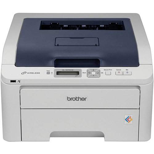 BROTHER HL 3070CW PRINTER