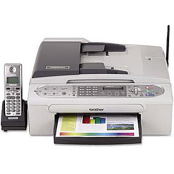 BROTHER INTELLIFAX 2580C PRINTER